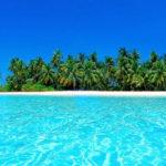 agua de mar saludable