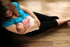 madre primeriza